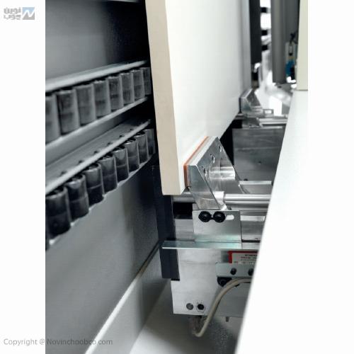 سوراخزن با سیستم لیزر اسکنر
