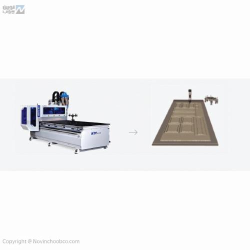 دستگاه سی ان سی چوب باکیفیت