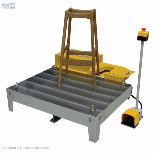 لنگگیر صندلی نوین چوب