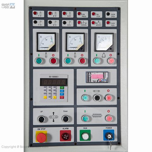 کنترل پنل سنباده qcm