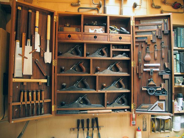 معرفی همه ابزارهای دستی در کارگاه نجاری