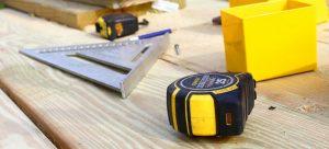 انواع روشهای اندازهگیری و نشانهگذاری در کارگاه نجاری