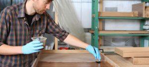 همه چیز در مورد فینیشینگ چوب با شلاک