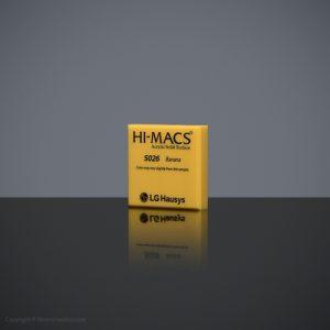 HI-MACS Banana 1