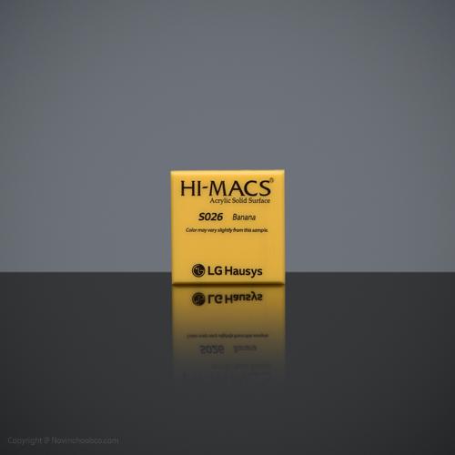 HI-MACS Banana 2