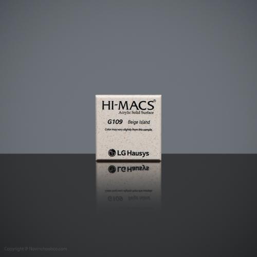 HI-MACS Beige Island 2