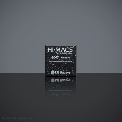 HI-MACS Black Bird 2