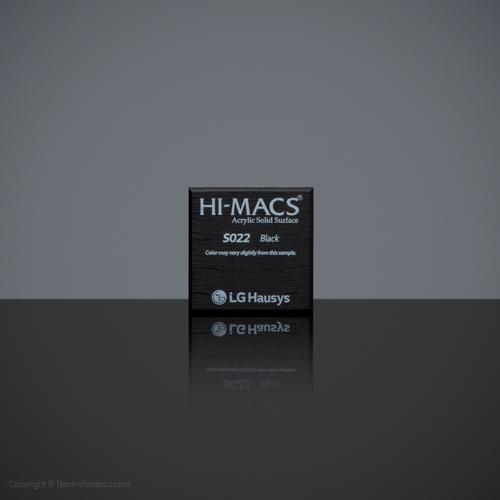 HI-MACS Black 2