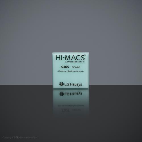 HI-MACS Emerald 2