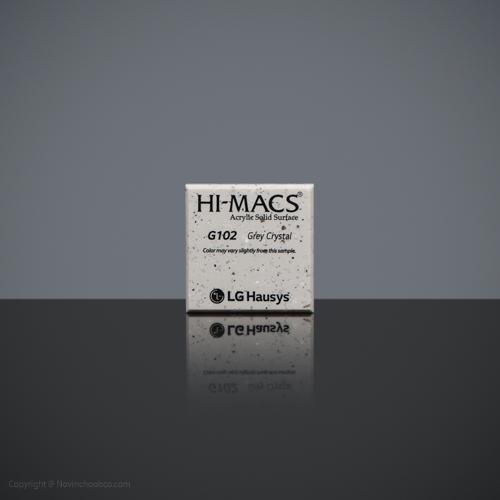 HI-MACS Grey Crystal 2