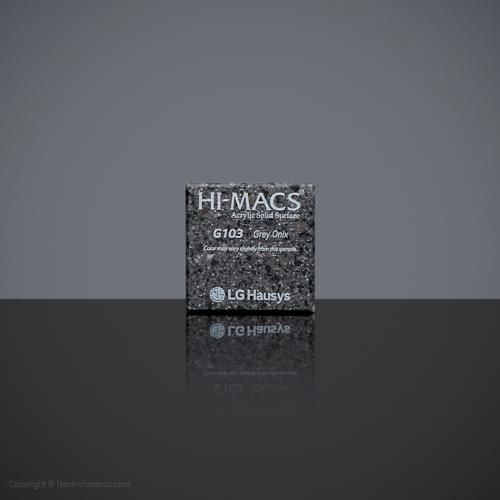 HI-MACS Grey Onix 2
