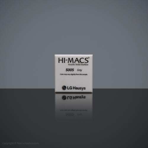 HI-MACS Grey 2