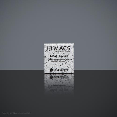 HI--MACS Grey Sand 2