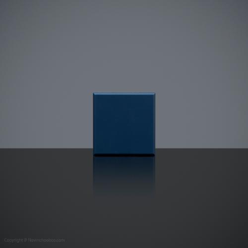 HI-MACS Mazarin Blue 1