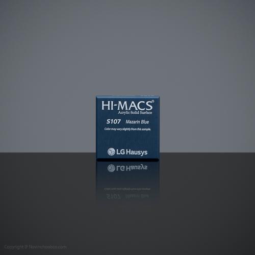 HI-MACS Mazarin Blue 2