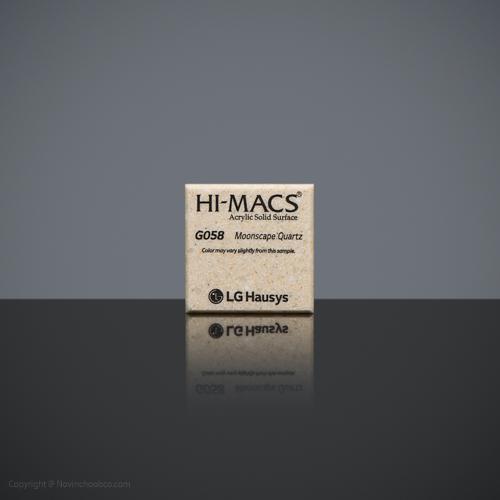HI-MACS Moonscape Quartz 2