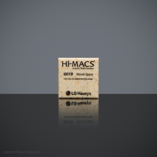 HI-MACS Natural Quartz 2