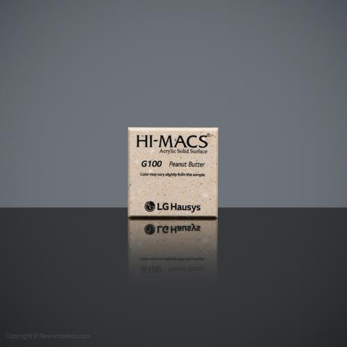 HI-MACS Peanut Butter 2