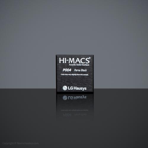 HI-MACS Pema Black 2