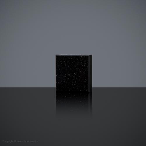 HI-MACS Pema Black 3