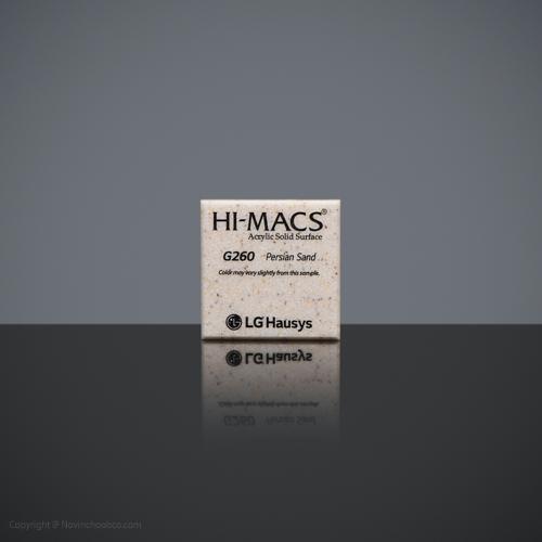 HI-MACS Persian Sand 2