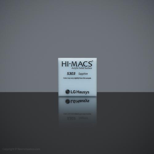 HI-MACS Sapphire 2