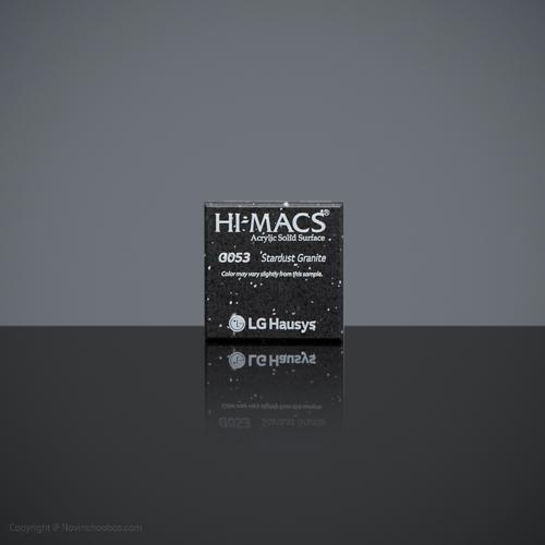 HI-MACS Stardust Granite 2