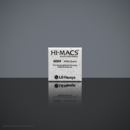 HI-MACS White Quartz 2