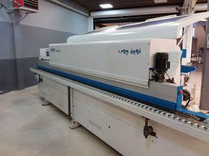 دستگاه لبه چسبان صنعتی کارکرده kdt465av نوین چوب