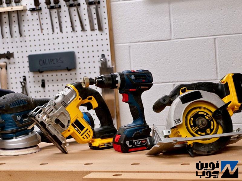 فروش ابزار الات صنایع چوب