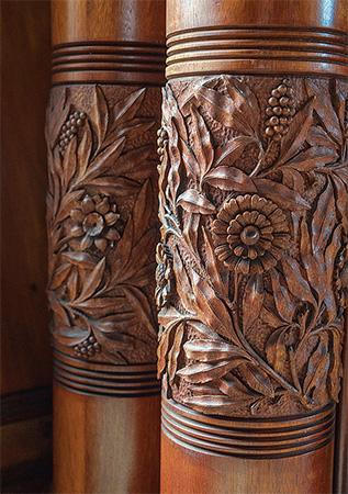 موزه یوستس مورد علاقه نجاران و علاقه مندان چوب