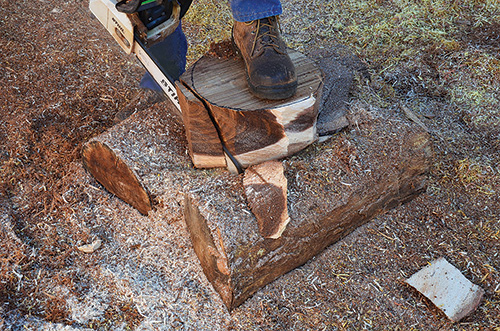 چوب برای نجاری