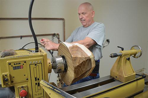 پروسه یافتن چوب برای نجاری