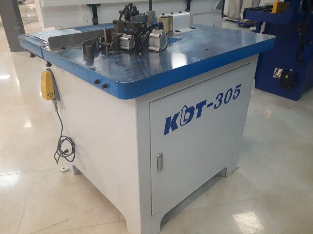 منحنی زن کارکرده KDT305 نوین چوب
