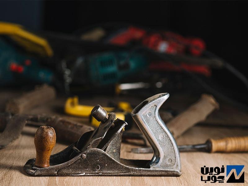 ابزار و یراق آلات تولید مبلمان