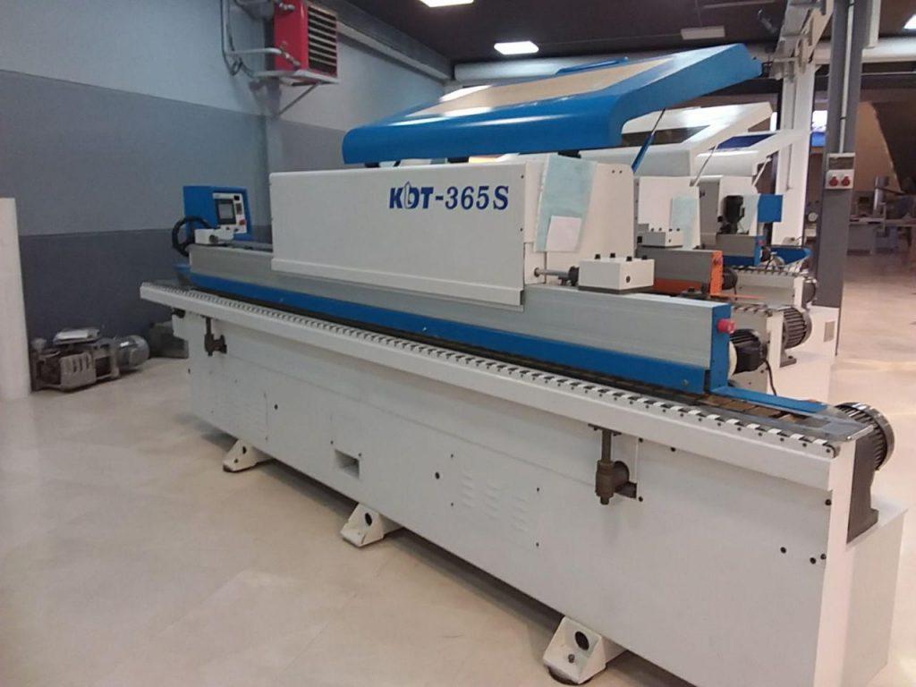 لبه چسبان KDT365S کارکرده نوین چوب