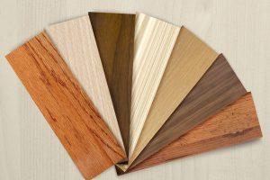 انواع چوب